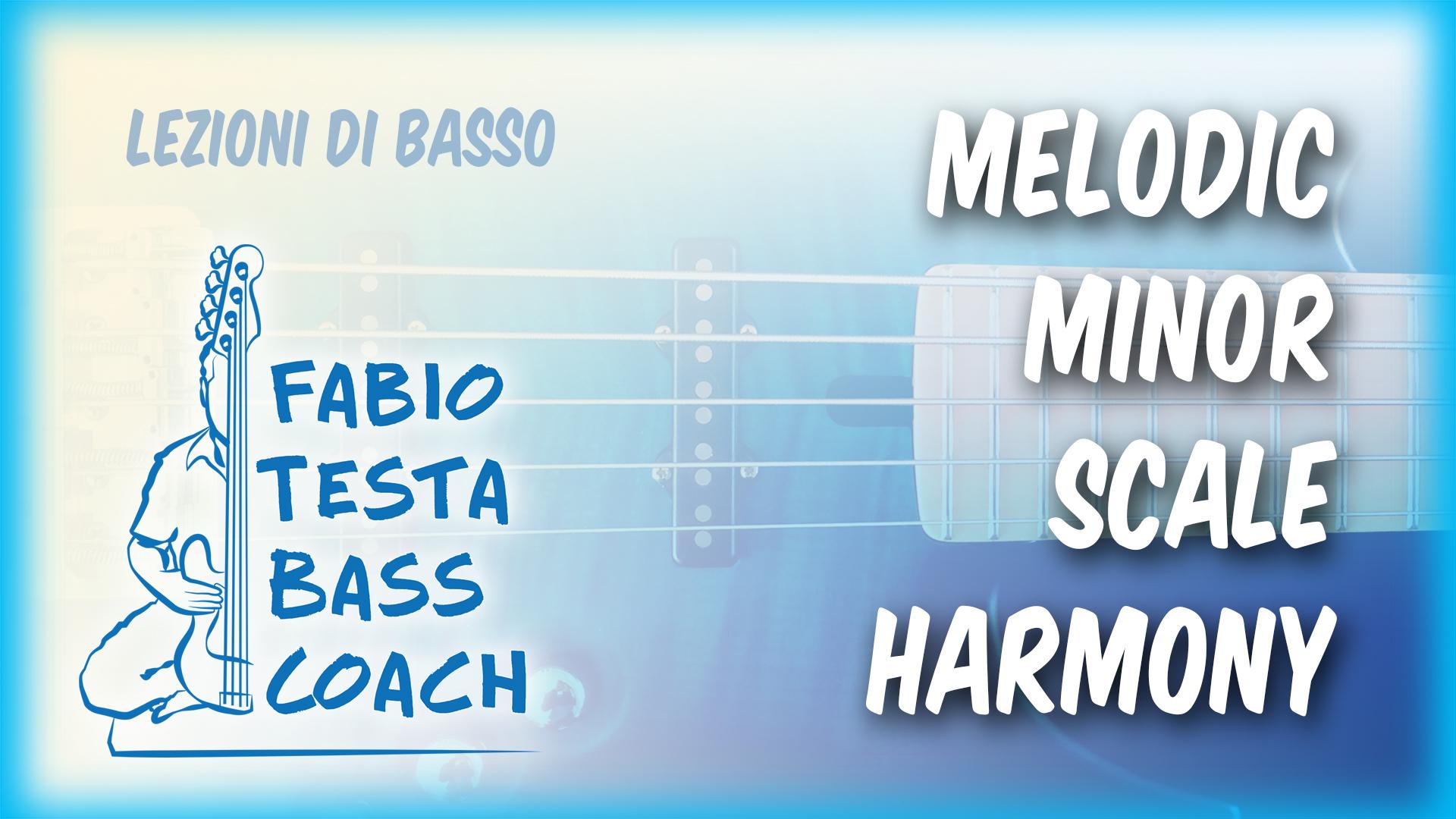 minore melodica