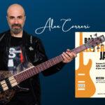 """Basso Elettrico Jazz –  Volume 2″ – BassOnLine live con Alex Carreri"
